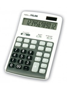 Calculator 12 digits Milan 150712GBL