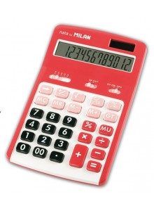 Calculator 12 digits Milan 150712RBL