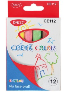 Creta color 12/cut Daco