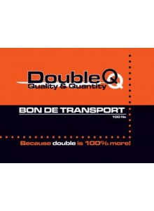 Bon transport A5 Double Q