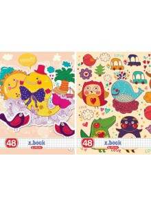 CAIET A5 48F PATRATELE SWEETY