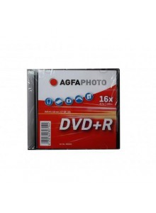 DVD+R SLIM AGFAPHOTO 4.7GB 16X