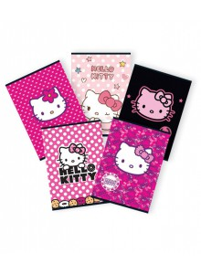 Caiet Capsat A5 24 Tip 2 Premium Hello Kitty