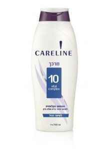 CARELINE 10 BALSAM PAR NORMAL 400ml