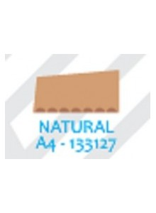 Carton VALURIT A4 10coli NATUR
