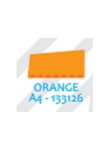 Carton VALURIT A4 10coli ORANGE