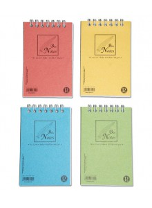 Bloc notes 8x12cm 50 Velin Basic