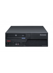 Calculatoare Lenovo Thinkcentre M58e SFF, Intel Core 2 Duo E7500, 2.93Ghz, 2Gb DDR2, 160Gb HDD, DVD-RW