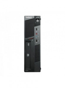 Calculatoare Lenovo Thinkcentre M91p USFF, Intel Core i5-2400s 2.5Ghz, 4Gb DDR3, 500Gb HDD, DVD-RW