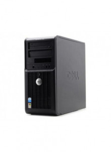 Calculator DELL 210l, Tower, Intel Pentium 4, 3.00 GHz, 1 GB DDR2, 80GB SATA, DVD-RW