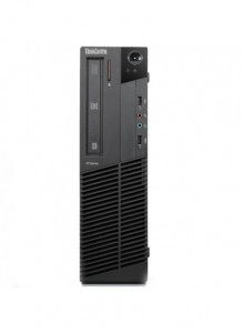 Calculatoare Lenovo Thinkcentre M91p SFF, Intel Core i5-2400, 3.1GHz, 4Gb DDR3, 250Gb HDD, DVD-RW