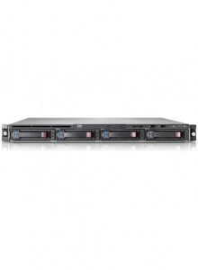 Hp Proliant DL160 G6, 2 x Intel Xeon E5530 Quad Core, 2.4Ghz, 16Gb DDR3 ECC, 2 x 1Tb SATA, OnBoard RAID
