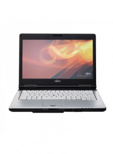 Fujitsu LIFEBOOK S751 Notebook, Intel Core i5-2520M 2.5Ghz, 4Gb DDR3, 320Gb, DVD-RW, Bluetooth, Wi-fi, 14 inch
