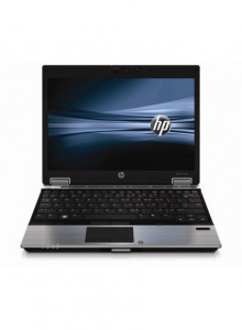 HP EliteBook 2540p, Intel Core i7 640LM, 2.13GHz, 4Gb DDR3, 160Gb SATA, DVD-RW, 12 inch LED-backlight
