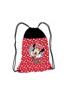 Sac Sport Minnie Rosu