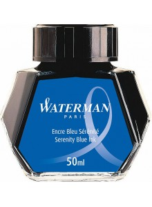 Calimara cerneala Waterman 50 ml. albastru