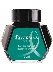 Calimara cerneala Waterman 50 ml. verde