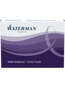 Cartuse cerneala Waterman violet 8/set